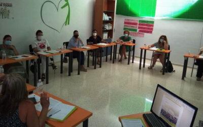 Reunión del patronato Fundación TAS